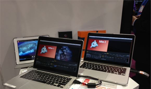 NAB 2014: Tekserve named Adobe Anywhere authorized system integrator