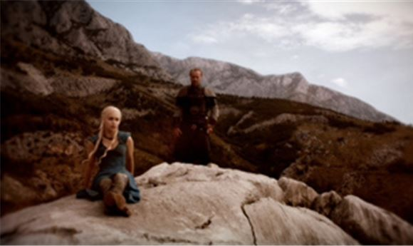 BigStar helps HBO promote 'Game of Thrones'