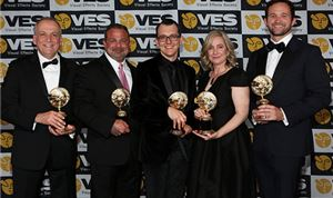 VES presents Awards recognizing VFX excellence