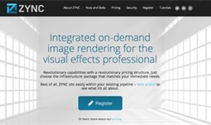 Zync launches cloud-based rendering platform