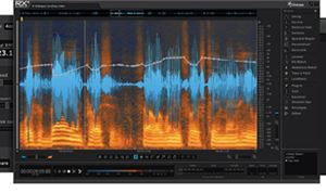 iZotope releases RX suite for audio post