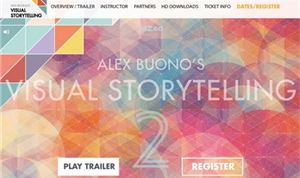 'SNL' cinematographer Alex Buono hosting Visual Storytelling workshops