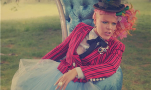 Music Video: Pink - <i>Just Like Fire</i>