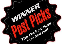 Top 5 Post Picks from NAB 2011