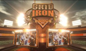 Broadcast Design: 'Gridiron Outdoors'