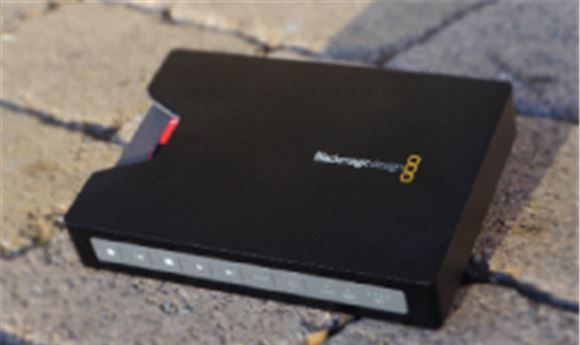 Review: Blackmagic's HyperDeck Shuttle