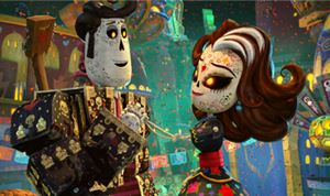 Animation: 'The Book of Life'