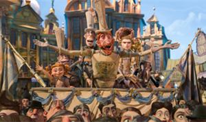 Animation: 'The Boxtrolls'