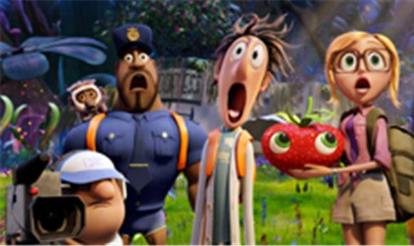 Film Sound: 'Cloudy with a Chance of Meatballs 2'