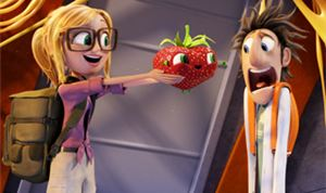 Cover Story: 'Cloudy With a Chance of Meatballs 2'