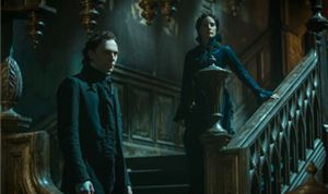 Audio: 'Crimson Peak'