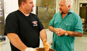 Primetime: 'Diners, Drive-Ins and Dives'