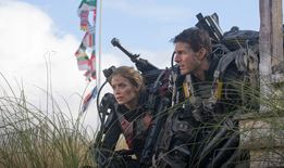 Director's Chair: Doug Liman — 'Edge of Tomorrow'