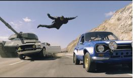 Director's Chair: Justin Lin - 'Fast & Furious 6'
