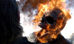 VFX 'Ghost Rider: The Spirit of Vengeance'
