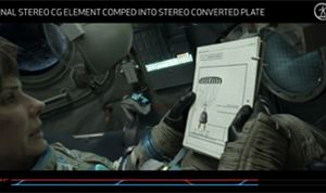 Prime Focus handles conversion for 'Gravity'