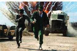 Editing 'The Green Hornet'