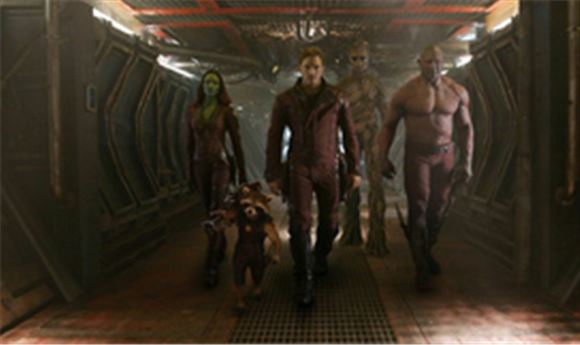 Special Report: 'Guardians of the Galaxy'