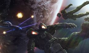 Audio: Composing for the animated series 'Halo: The Fall of Reach'