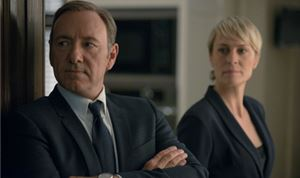 'House of Cards': Lead colorist Laura Jans Fazio