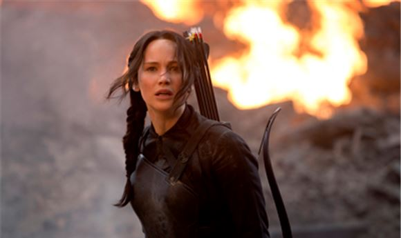 Avid Everywhere provides editing backbone for 'Hunger Games: Mockingjay Part 1'