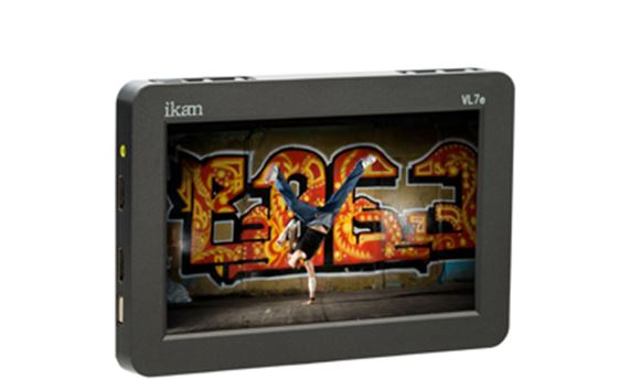Displays: Ikan releases 7-inch LCD