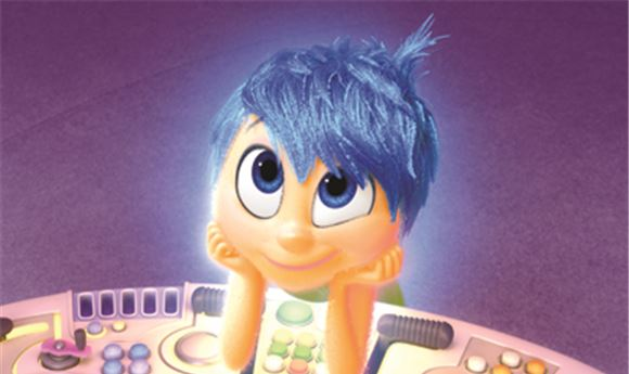 Animation: Pixar's 'Inside Out'