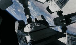 'Interstellar': Space crafts, robots & science