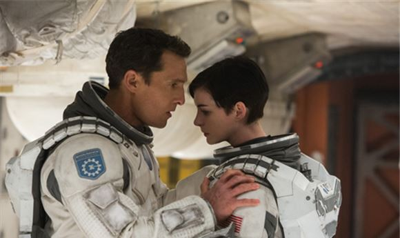 'Interstellar': Editor Lee Smith, ACE