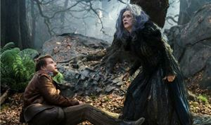 'Into the Woods' posts at Technicolor-PostWorks NY