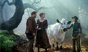 Audio: Mixing 'Into the Woods'