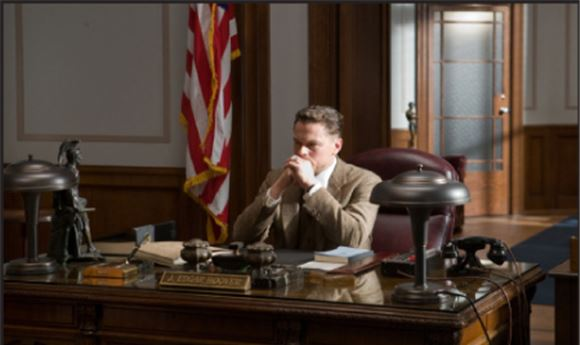 Director's Chair: Clint Eastwood - 'J. Edgar'