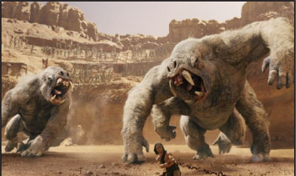 Director's Chair: Andrew Stanton — 'John Carter'