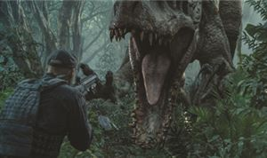 Director's Chair: Colin Trevorrow - 'Jurassic World'