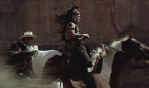 Director's Chair: Gore Verbinski - 'The Lone Ranger'