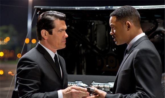 Director's Chair: Barry Sonnenfeld - 'Men in Black 3'