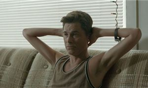 Making Rob Lowe scrawny, hairy & creepy