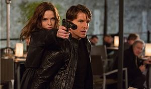 Editing: 'Mission: Impossible - Rogue Nation'