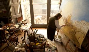 Director's Chair: Mike Leigh - 'Mr. Turner'