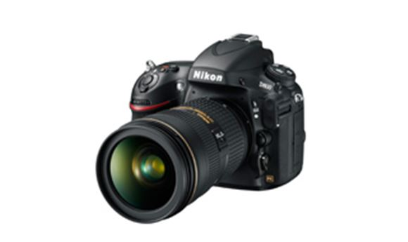 Review: Nikon D-800 DSLR camera