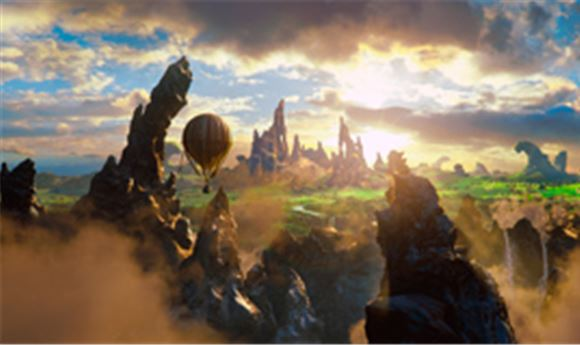 VFX: 'Oz the Great and Powerful'
