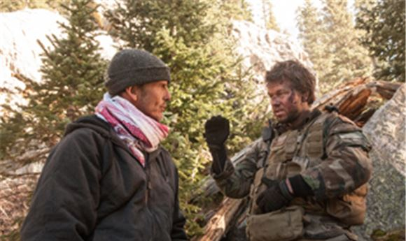 Director's Chair: Peter Berg - 'Lone Survivor'