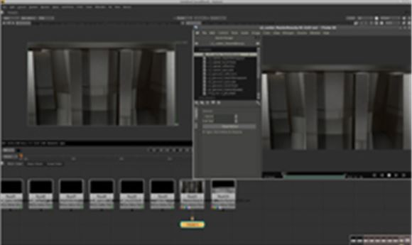 Pictorion das werk builds pipeline with minimal R&D