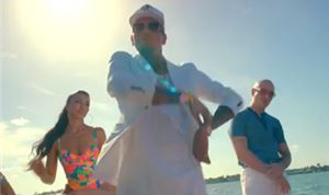 Music Video: Pitbull w/Chris Brown — 'Fun'