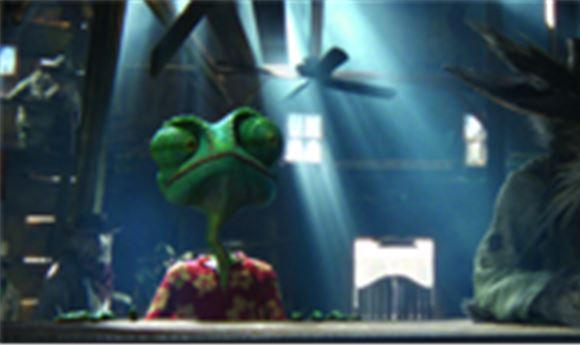Cover Story: ILM goes chameleon with 'Rango'