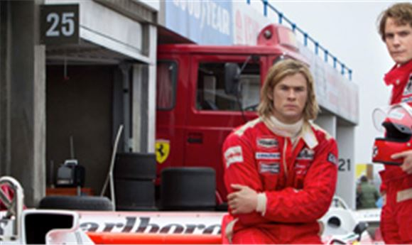 Director's Chair: Ron Howard - 'Rush'