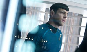Cover Story: 'Star Trek Into Darkness'