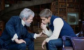 'The Giver': The Room's precise color work