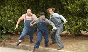 Editing: 'The Three Stooges'
