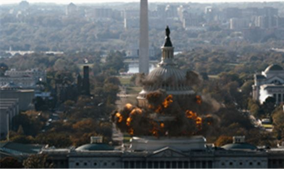VFX: Roland Emmerich's 'White House Down'